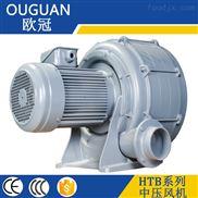 3.7KW透浦式中压风机 HTB多段式鼓风机