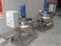 厂家直销 供应不锈钢可倾式电加热夹层锅