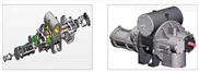 螺杆式制冷压缩机压缩原理