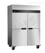 立式四门冷冻冷藏柜