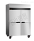 立式四門冷凍冷藏柜