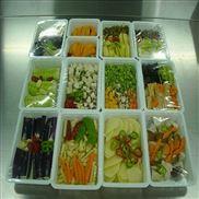 时令蔬菜锁鲜盒式气调包装机