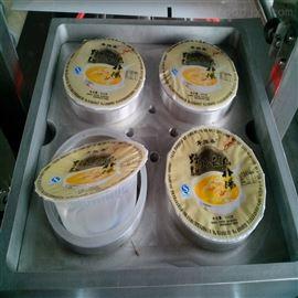 半自动卤水豆腐气调包装机
