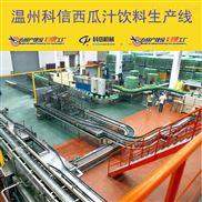 成套西瓜汁饮料生产线设备厂家