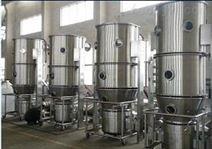甘露醇连续式沸腾干燥机
