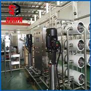 全自動液體灌裝設備  礦泉水生產線