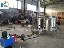 工业用果蔬液压榨汁机 脱水机 压榨机