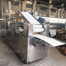 HQ-BG400卡通饼干机械配方 韧性饼干成套生产线价格
