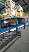 fs插丝复合结构一体化外墙保温外模板设备