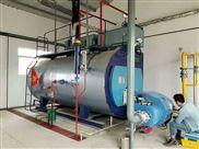 小型天然气冷凝式蒸汽锅炉特性
