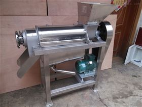 LZ-0.5乌梅螺旋榨汁机价格