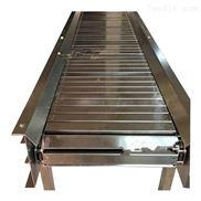 加厚材質板鏈輸送機專業生產 鏈板運輸機非