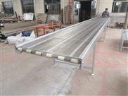 网带输送机专业生产 提升爬坡输送