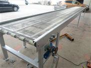 网带清洗输送机加厚 提升爬坡输送