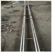 爬坡管链提升机耐高温药粉输送机