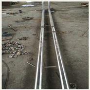 碱面用管链提升机环保 颗粒管链输送机xy