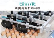 蛋业专用喷码打标设备