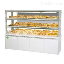 大量供应日式三层豪华蛋糕冷柜-蛋糕展示柜