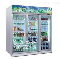 DOYOSL广州便利店三门冷柜 三门饮料展示柜