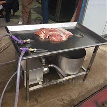 瑞洋機械優質鋼手動鹽水注射機