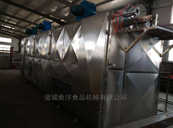 不锈钢海产品除水烘干机