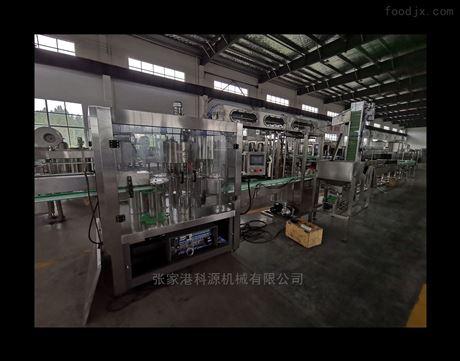 科源机械果汁饮料灌装生产线设备