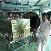 自立袋豆漿殺菌鍋(回旋式)