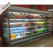 供应 水果蔬菜保鲜风幕柜,也叫超市风幕柜