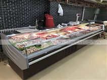 东莞超市生鲜冷藏柜大小定做找哪家牌子