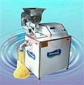 玉米面條機自熟冷面鋼絲面機