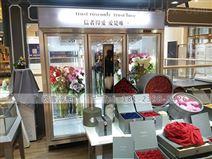 重庆六门鲜花冷柜大概要多少钱呢