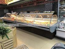 福建超市敞开式生鲜柜规格在哪定制