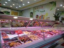 深圳一台内置鲜肉展示柜有哪些款式