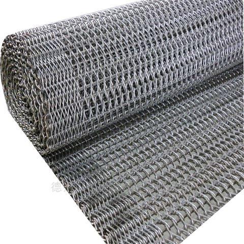 耐高温网带食品机械网带不锈钢输送网带