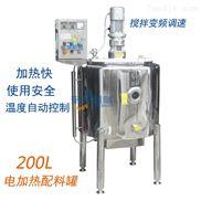 PJ-D型-电加热配料罐(200L)/电加热搅拌罐