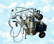 汽油机真空式移动挤奶机