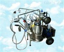 汽油機真空式移動擠奶機