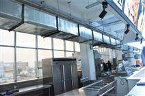忻州商用酒店医院食堂厨房工程厨房排烟系统