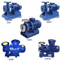 三相卧式清水管道增压泵高层建筑供水泵
