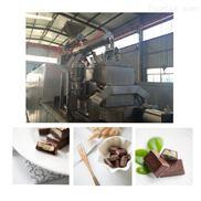 巧克力浇注生产线 浇注机