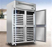 新乡鹤壁烤盘柜厂家 慕斯面团冷冻柜定做