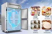 郑州哪里卖风冷立式冰柜 插盘冷冻柜饼盘柜