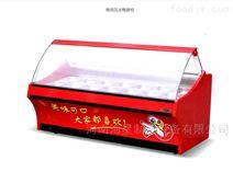 新乡鹤壁卖鸭脖展示柜 生鲜柜鲜肉柜厂家