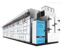 带式低温干化机组 低温污泥干化减量设备