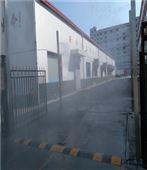 海鲜加工厂进出口车辆消毒防疫设备