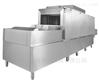 厂家定制学校 工厂 用长龙式不锈钢洗碗机
