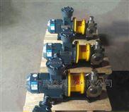 不锈钢磁力驱动齿轮泵