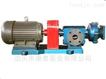 高真空齿轮泵 齿轮油输送泵 润滑油循环泵