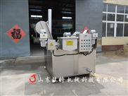 高效率燃气型炸油豆腐油炸机