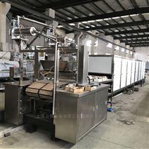 制造糖果机械工厂 彩色棒糖浇注生产线